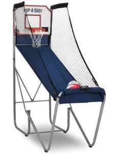 basketball folding hoop