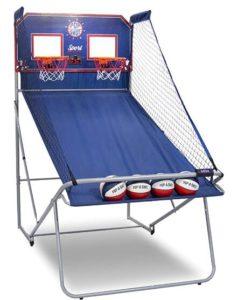 folding portable basketball hoop