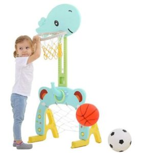 kids adjustable hoops center