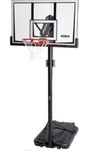 heavy duty portable basketball hoop