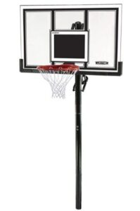 install basketball hoop on garage