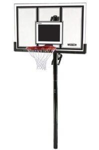 install basketball hoop on garage