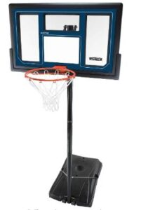 indoor outdoor free standing hoop