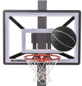indoor garage basketball hoop