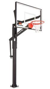 heavy duty basketball hoops