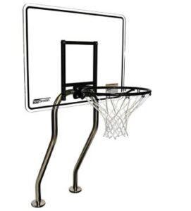 best pool side basketball hoops