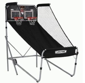 indoor basketball hoop acrade