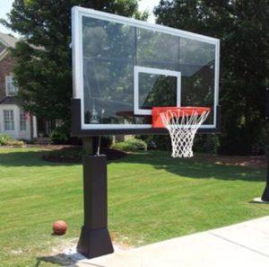 nba inground basketball hoops