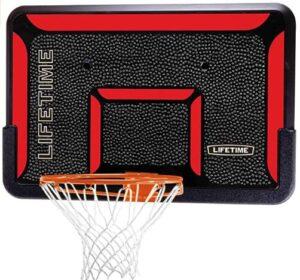 basketball hoop adjustable bracket