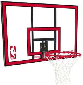 outdoor adjustable basketball hoop