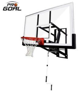 adjustable garage mount basketball hoop