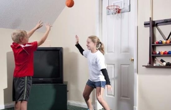 kids indoor basketball hoop