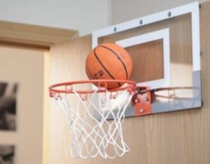 how to install indoor basketball hoop