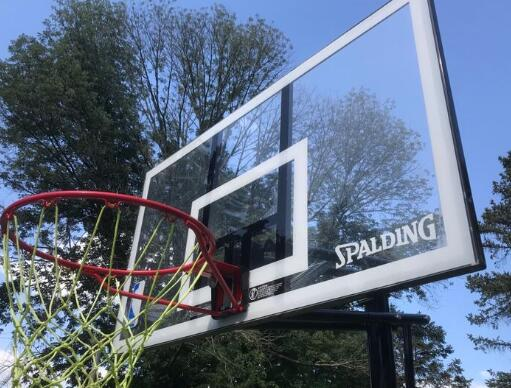 Spalding inground hoops