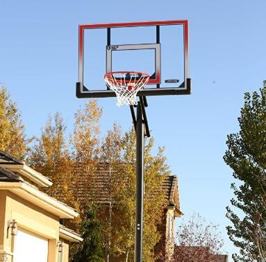 50 lifetime basketball system