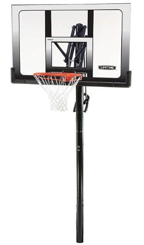 lifetime elite 52 portable basketball hoop replacement parts