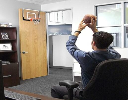 mini office basketball hoop