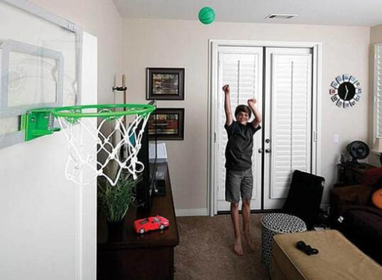 best basketball hoop for inside of your house