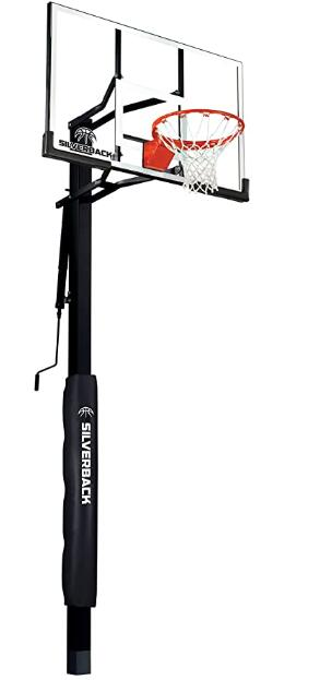silverback 54 basketball system