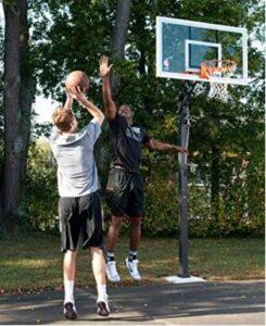 spalding basketball hoop 60 inch
