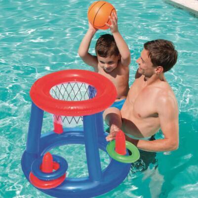 water basketball hoop