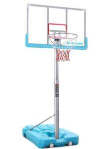 swimming pool basketball hoops