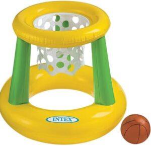 nerf floating basketball hoop