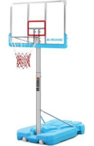 best portable basketball hoops for poolside