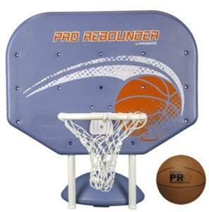 poolside basketball hoops