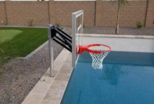 best poolside basketball