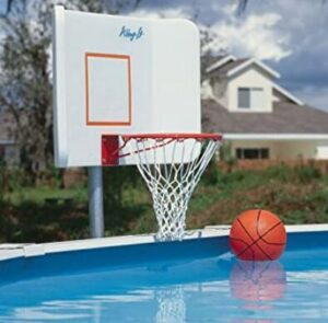 best poolside basketball hoops