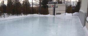 hockey rink court