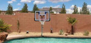 salt water basketball hoop