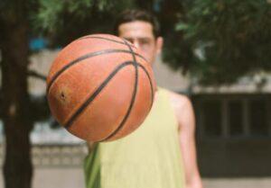 indoor outdoor basketball