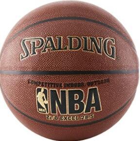 standard size of indoor outdoor basketball