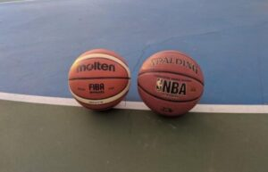 spalding basketball for outdoor use